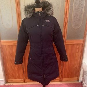 North Face Parka Down Coat